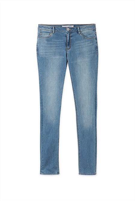 Roadsign Australia Herren Gerade geschnittene 5-Pocket-Jeans Größe 31//34 32//34