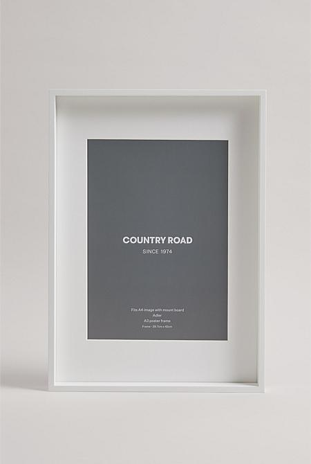 Adler A3 Poster Frame | Frames