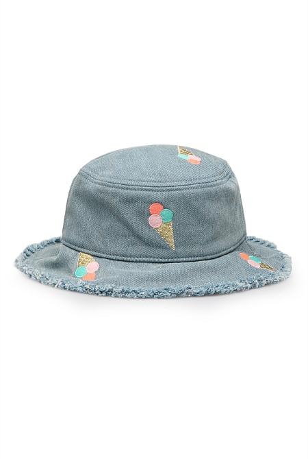 Ice Cream Bucket Hat ... 39f56237e2b