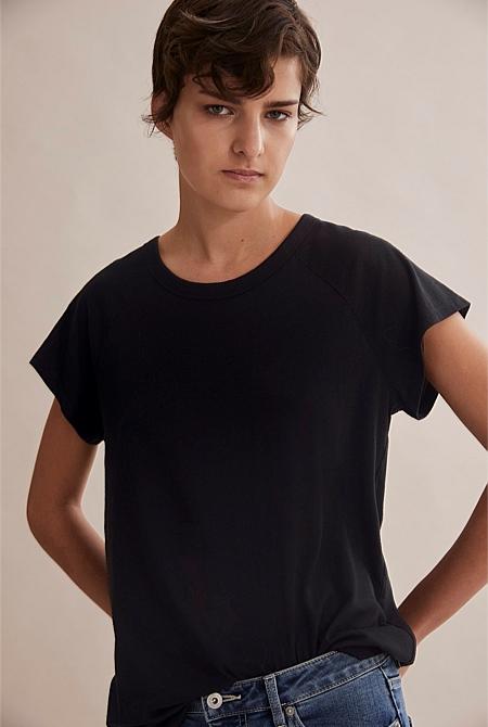 best service 5e27d ffc56 Basic T-Shirt | T-Shirts & Tops