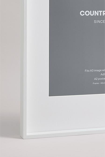 adler a2 poster frame adler a2 poster frame - White Poster Frame