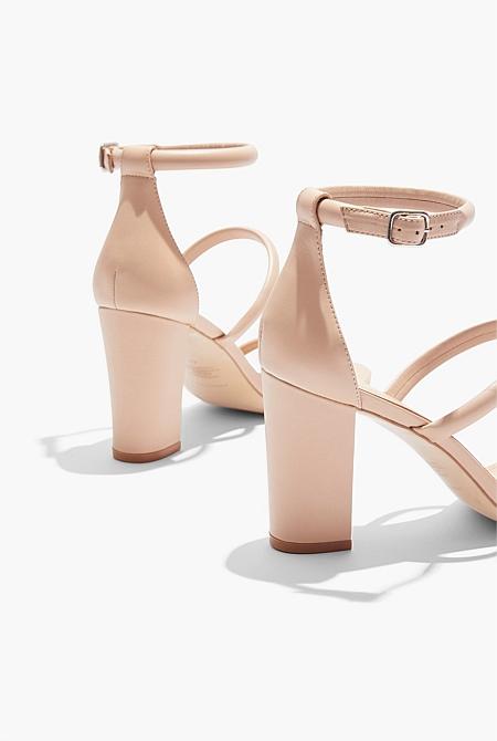 Alba Heel | Heels & Wedges