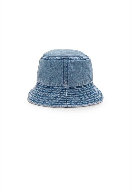 Denim Bucket Hat  f107ac0ad4f