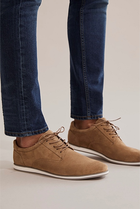 Casual Derby Sneaker   Sneakers