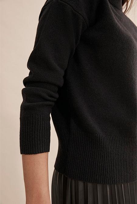 Luxe Merino Sweater   Knitwear