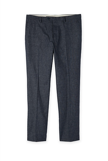 Contemporary Chambray Pant