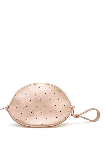 Wristlet Perforated Pouch