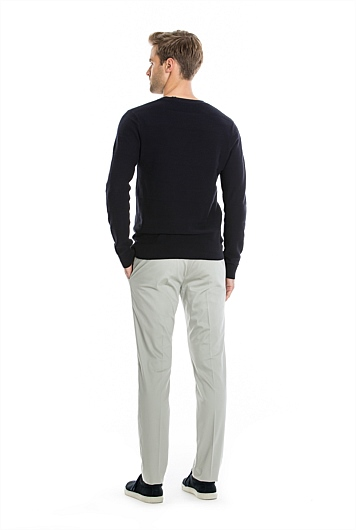 Luxe Cotton Pant