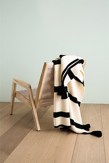 Senner Knit Throw