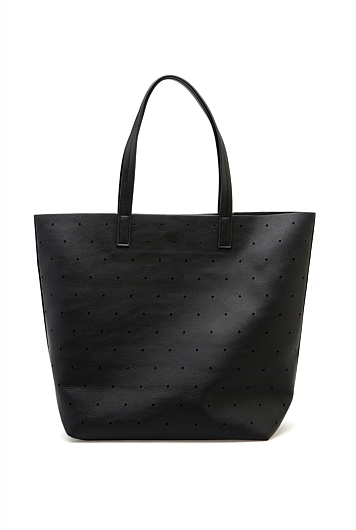Perforated Tote Bag