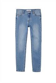 Skinny Jean - Vintage Wash Denim