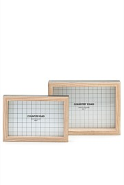 Akton Frame Set of 2