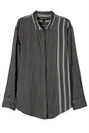 Stripe Panel Shirt