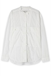 Panelled Detail Shirt
