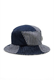 Spliced Bucket Hat