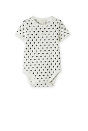 Unisex Cross Bodysuit
