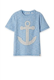 Stripe Anchor T-Shirt