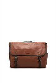 Bailey Leather Messenger