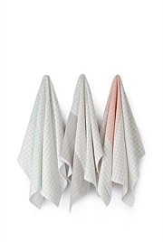 Grace Tea Towel Pack of 3