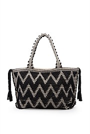 Textured Tote