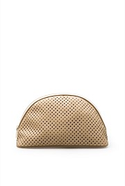 Perforated Cosmetic Pouch
