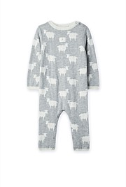 Sheep Unisex Jumpsuit