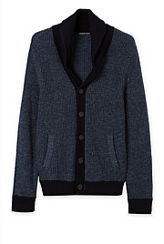 Cotton Shawl Cardigan
