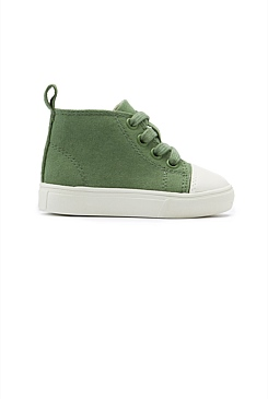 Canvas Hightop