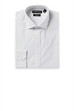 Square Diamond Print Shirt