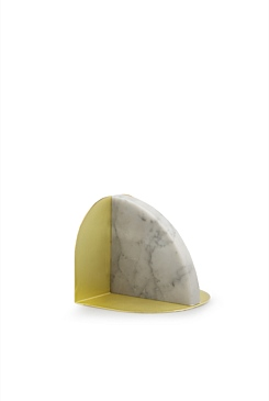 Ardie Marble Bookend