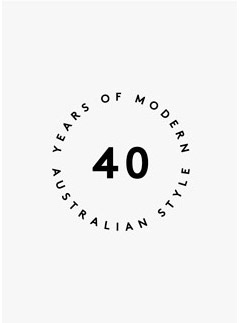 40 Years of Modern Australian Style