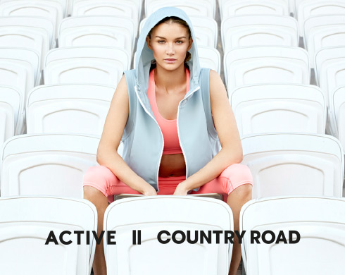 Active || Country Road