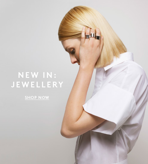 New In: Jewllery - Shop Now