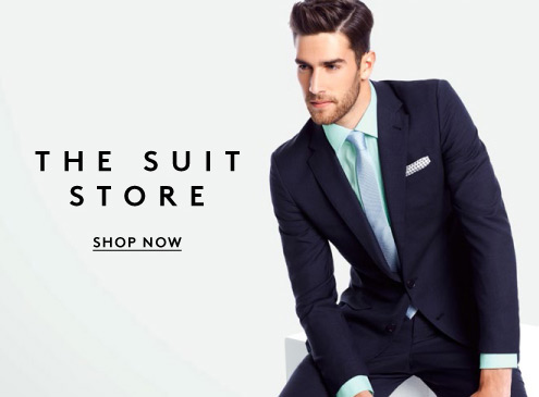The Suit Store - Shop Now