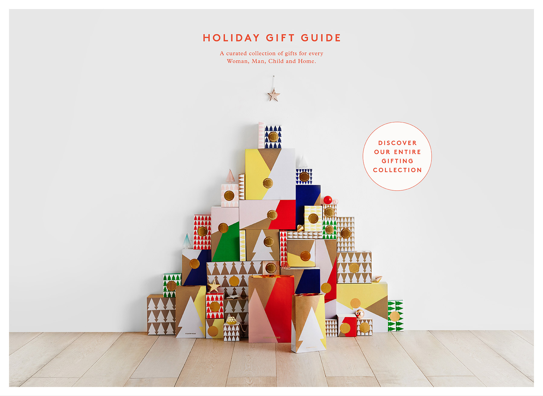 2015 Country Road Christmas Holiday Online Catalogue