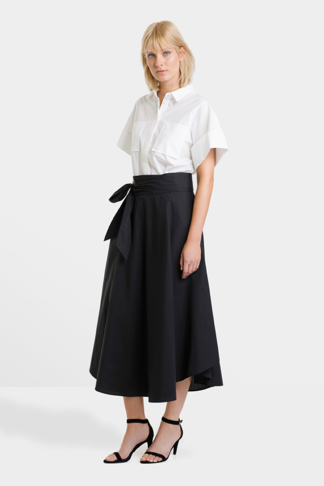 How to Wear: The White Shirt