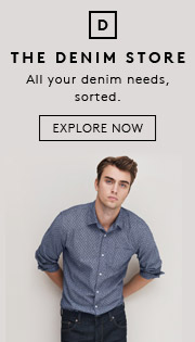 The Denim Store: All your denim needs sorted. Explore Now
