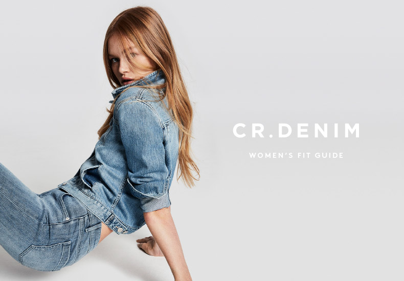 CR.Denim - From ripped and skinny to frayed and flared, you'll find a pair (or two) to love.