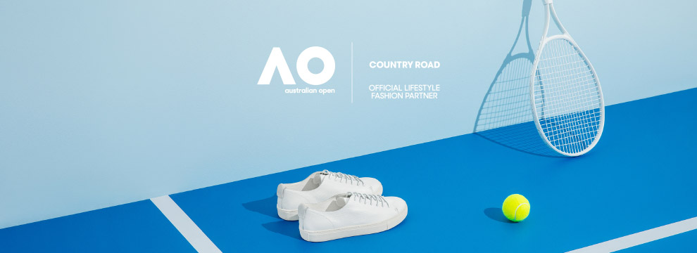 Country road x australian open 2018 country road official lifestyle fashion partner of the australian open 2018 stopboris Choice Image