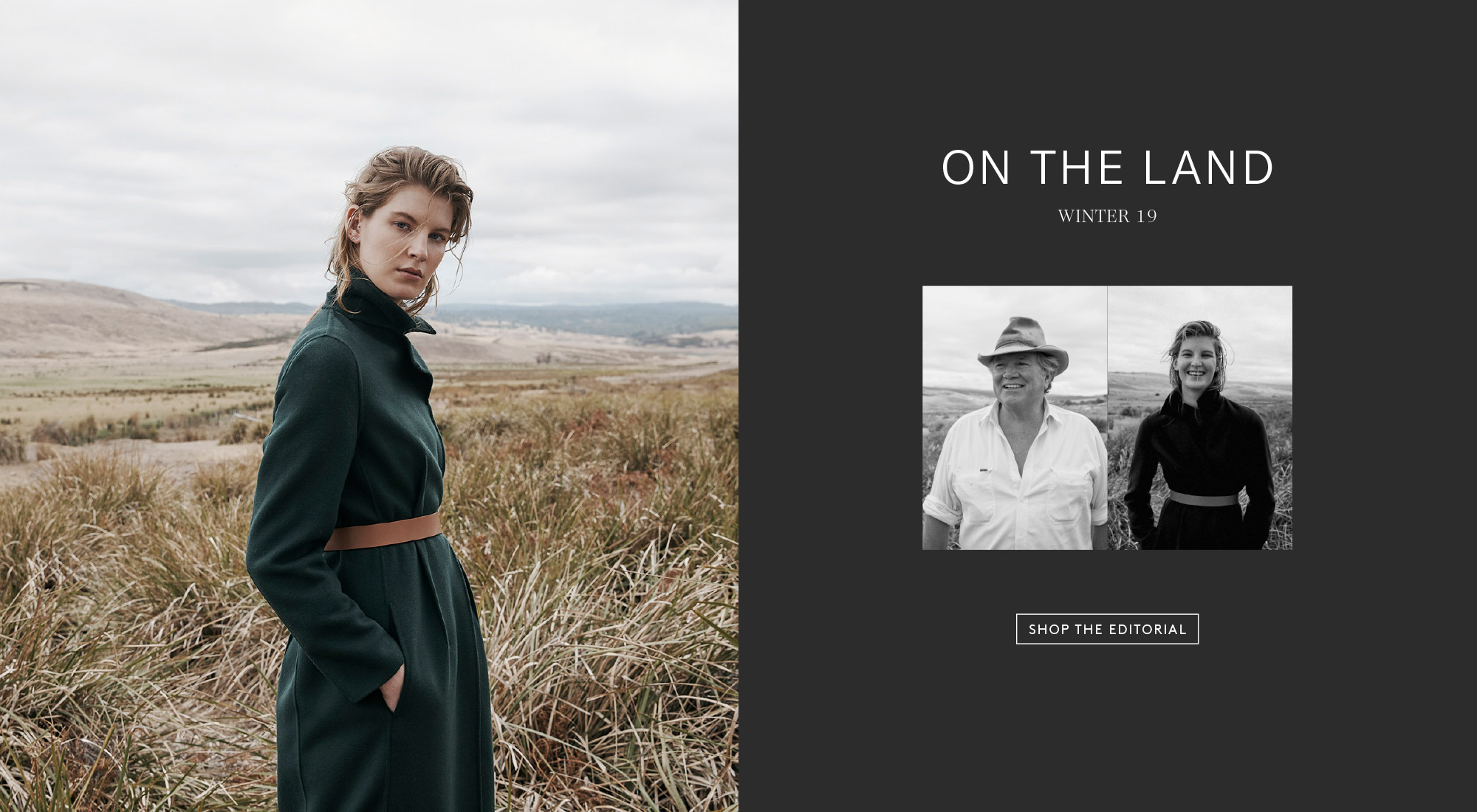 5442e09b26 On The Land - Winter 19 - Shop The Editorial