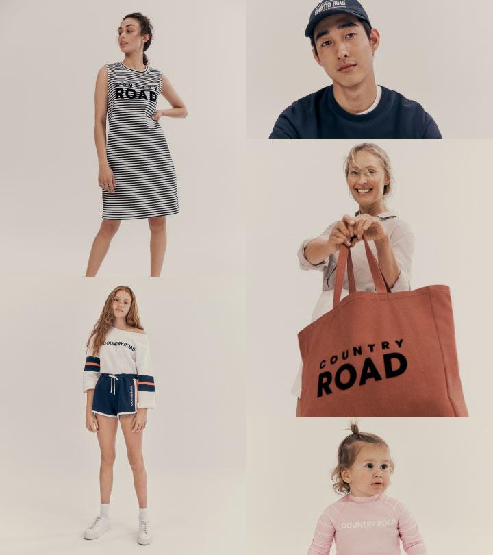Country Road Women S Men S Kid S Clothing Homewares