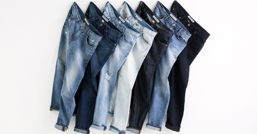 Men's Denim - Learn More