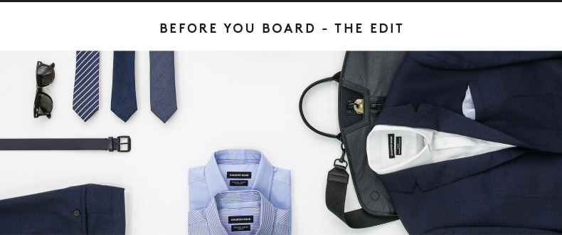 Trend Report - Before You Board - The Edit
